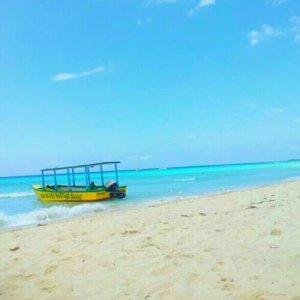 7mile beach, Negril.  Jamaica